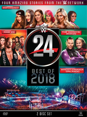WWE 24: The Best Of 2018 ( (DVD)) by