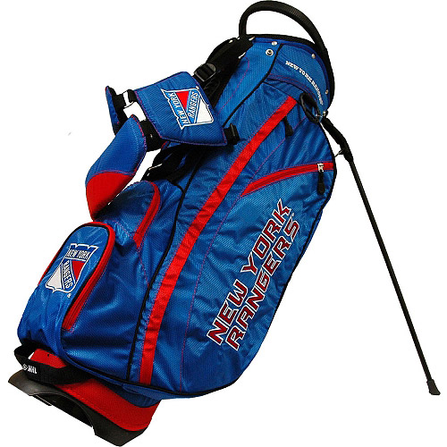 Team Golf NHL New York Rangers Fairway Golf Stand Bag