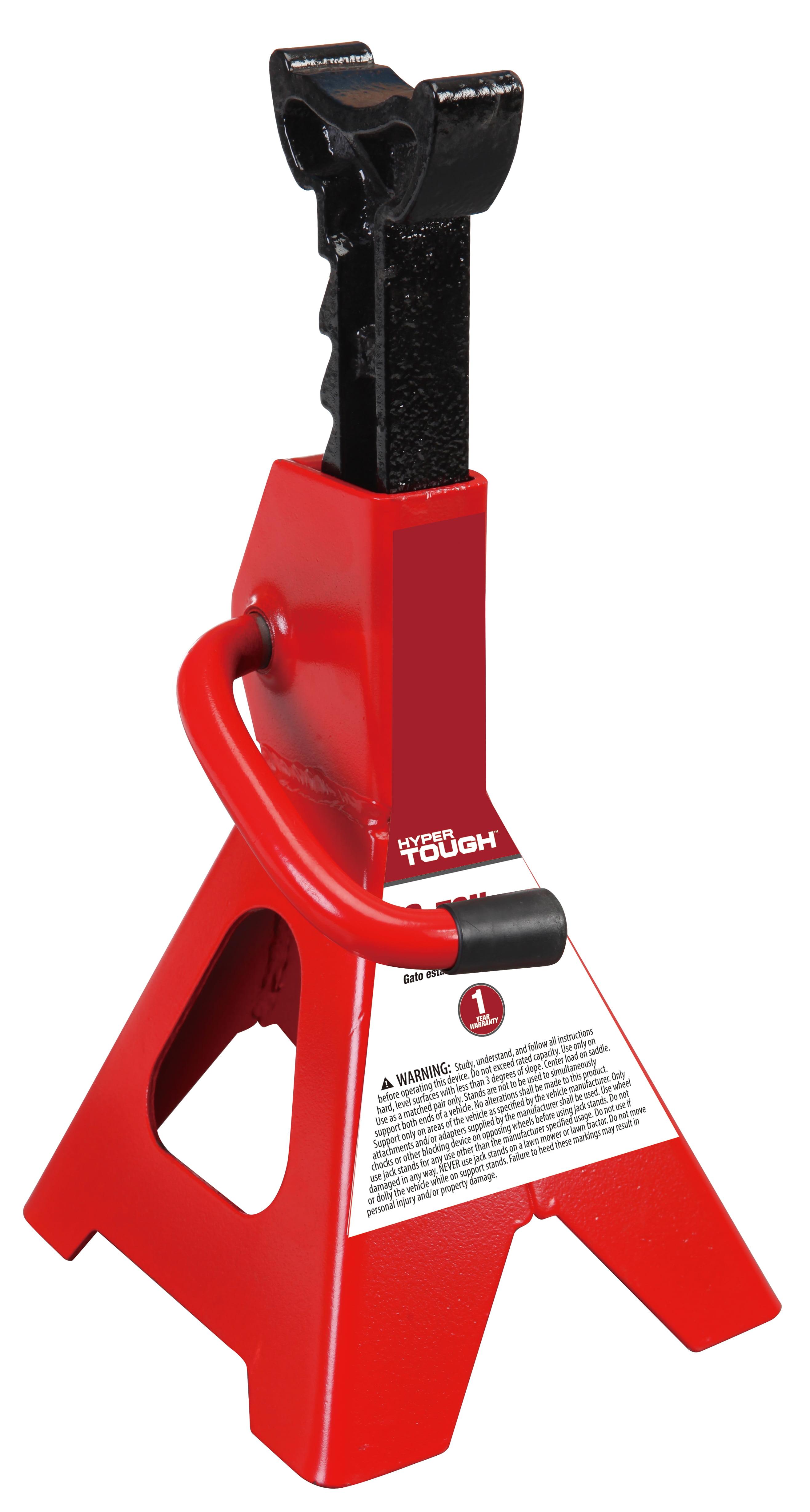 Torin Jack Stands (Weight capacity: 2 Tons)