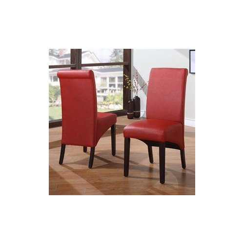Cosmo Sleigh Back Chair (Set of 2)