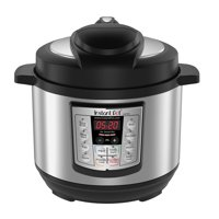 Instant Pot LUX mini 3-Quart 6-in-1 Multi-Use Programmable Pressure Cooker, Slow Cooker, Rice Cooker, Sauté, Steamer, and Warmer