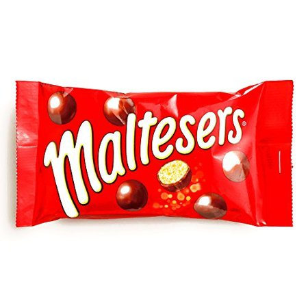 Nestle Mars Maltesers 1.4 oz each (4 Items Per Order) ()