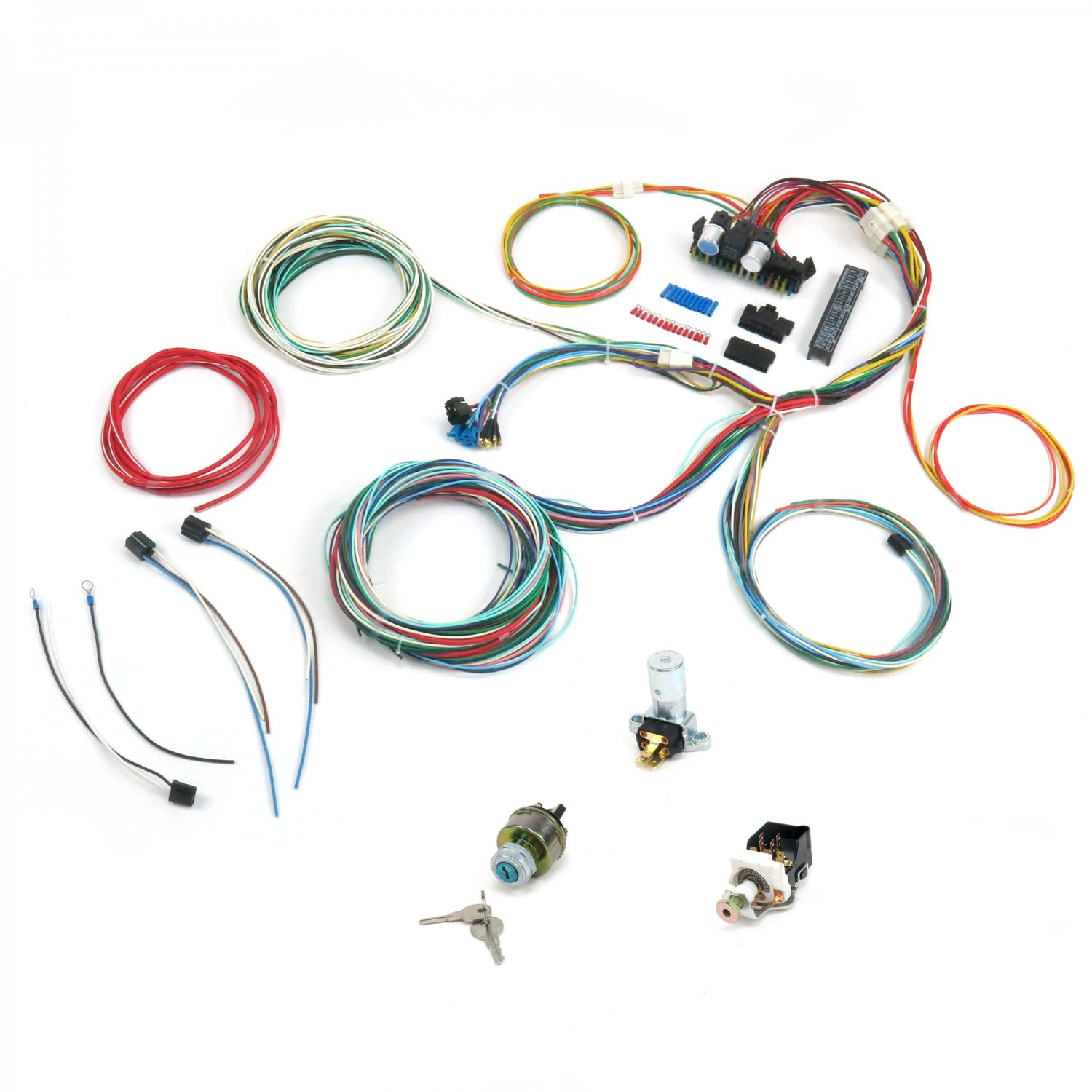 1965 1970 Dodge Coronet and Plymouth Belvedere Main Wire Harness System rzr by Keep It Clean Wiring Accessories