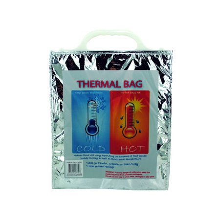 Thermal Food Bag With Handle (Pack Of 12)