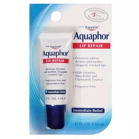 Aquaphor Lip Repair .35 Fluid Ounce  (Pack of 5)