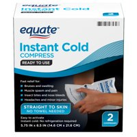Equate Instant Cold Compress, 1 Count