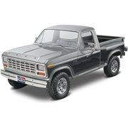 Revell Trucks Ford Ranger Pickup Plastic Model Car Kit 80 pc Box