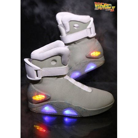 Back to the Future 2 Light Up - Buck And Buck Shoes