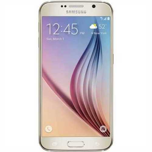 MetroPCS Samsung Prepaid Galaxy S6 Smartphone, Gold