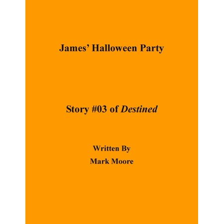 James' Halloween Party - eBook](St James Halloween Event)
