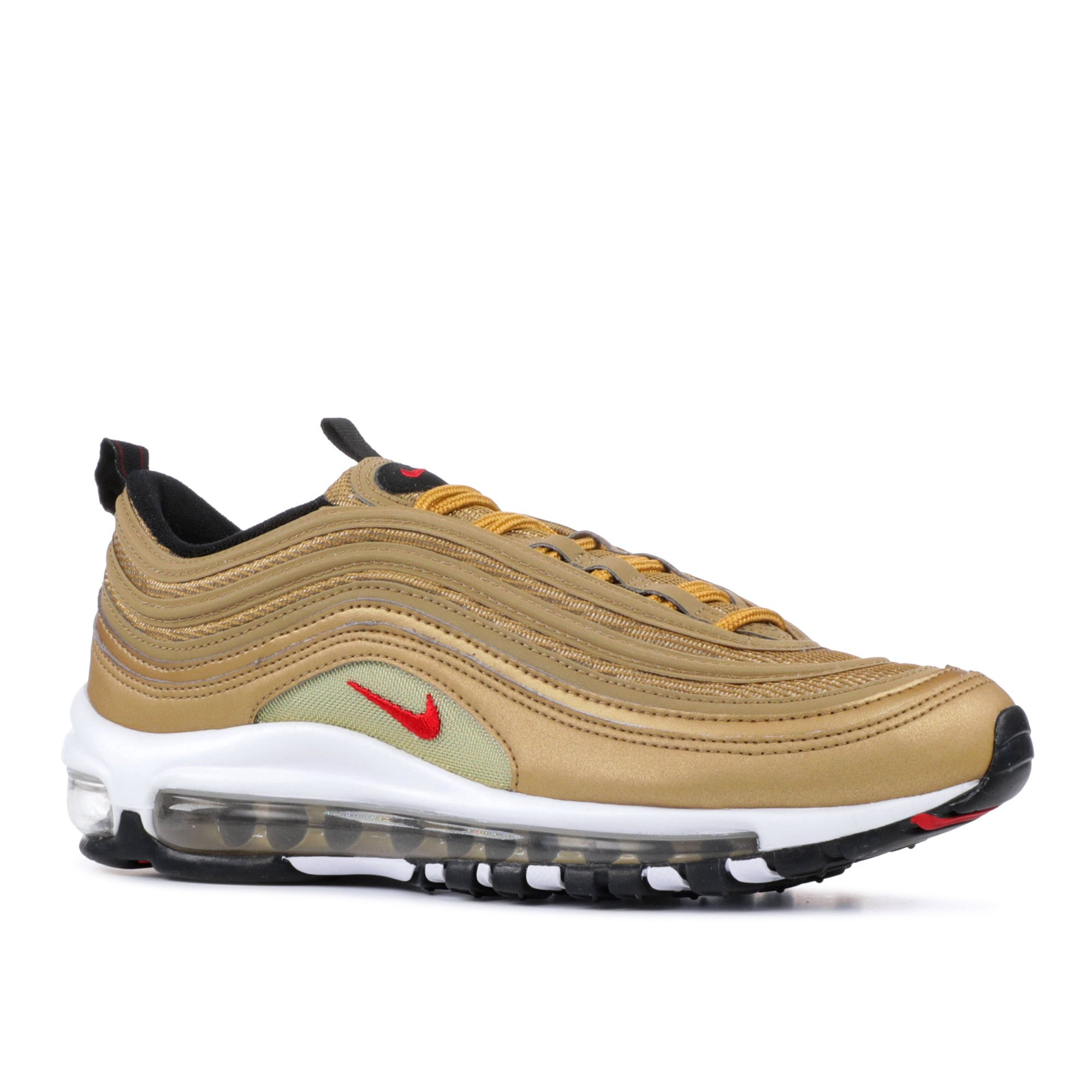 huge selection of 262a5 e81eb Nike - Unisex - Air Max 97 Qs (Gs) 'Metallic Gold '2017 ...