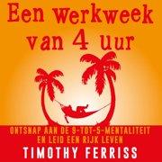 Een werkweek van 4 uur - Audiobook