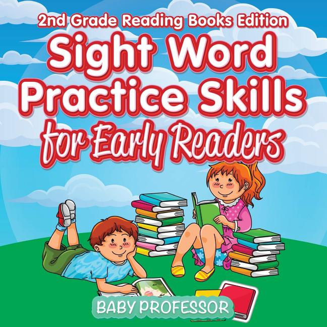 Sight Word Practice Skills For Early Readers 2nd Grade Reading Books  Edition - Walmart.com - Walmart.com