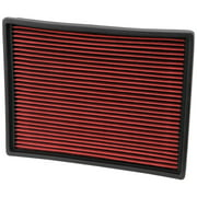 Spectre Engine Air Filter: High Performance, Premium, Washable, Replacement Filter: 1999-2020 CADILLAC/CHEVROLET/GMC (Escalade, Suburban, Tahoe, Silverado, Avalanche, Yukon, Sierra) SPE-HPR8755