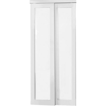 4 Panel Sliding Closet Door Home Garden Compare Prices At Nextag