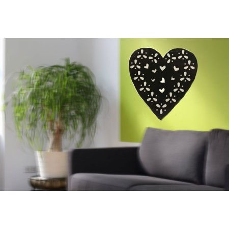 Heart Shapes (Creative Motion Heart Love shape 10 LED Light Battery-operated)