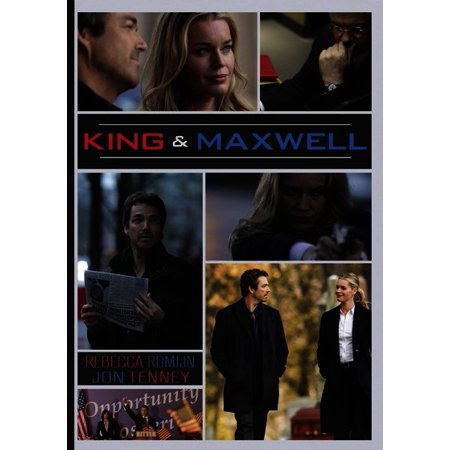 King & Maxwell: The Complete Series (DVD)](Halloween Movie Series Box Office)