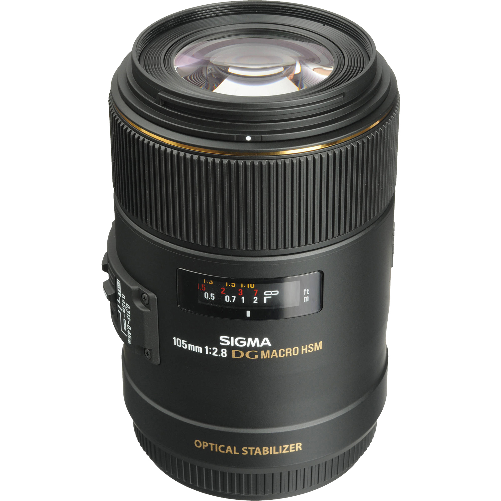 Sigma 105mm f/2.8 EX DG OS HSM Macro Lens (for Canon EOS Cameras)