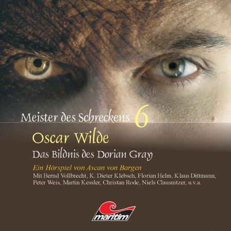 - Meister des Schreckens, Folge 6: Das Bildnis des Dorian Gray - Audiobook