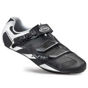 Northwave, Sonic 2 SRS, Road shoes, Black/White, 44.5