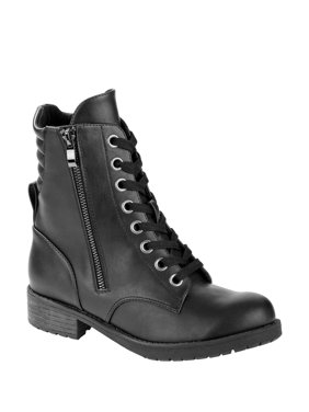 Scoop Presley Lug Sole Combat Boot Women's