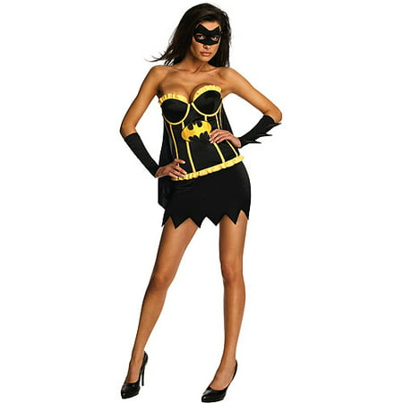 Batgirl Adult Halloween Costume](Teen Batgirl Costume)