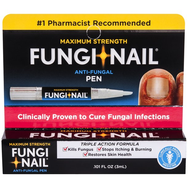 Fungi-Nail Anti-Fungal Pen, 0.1 Oz