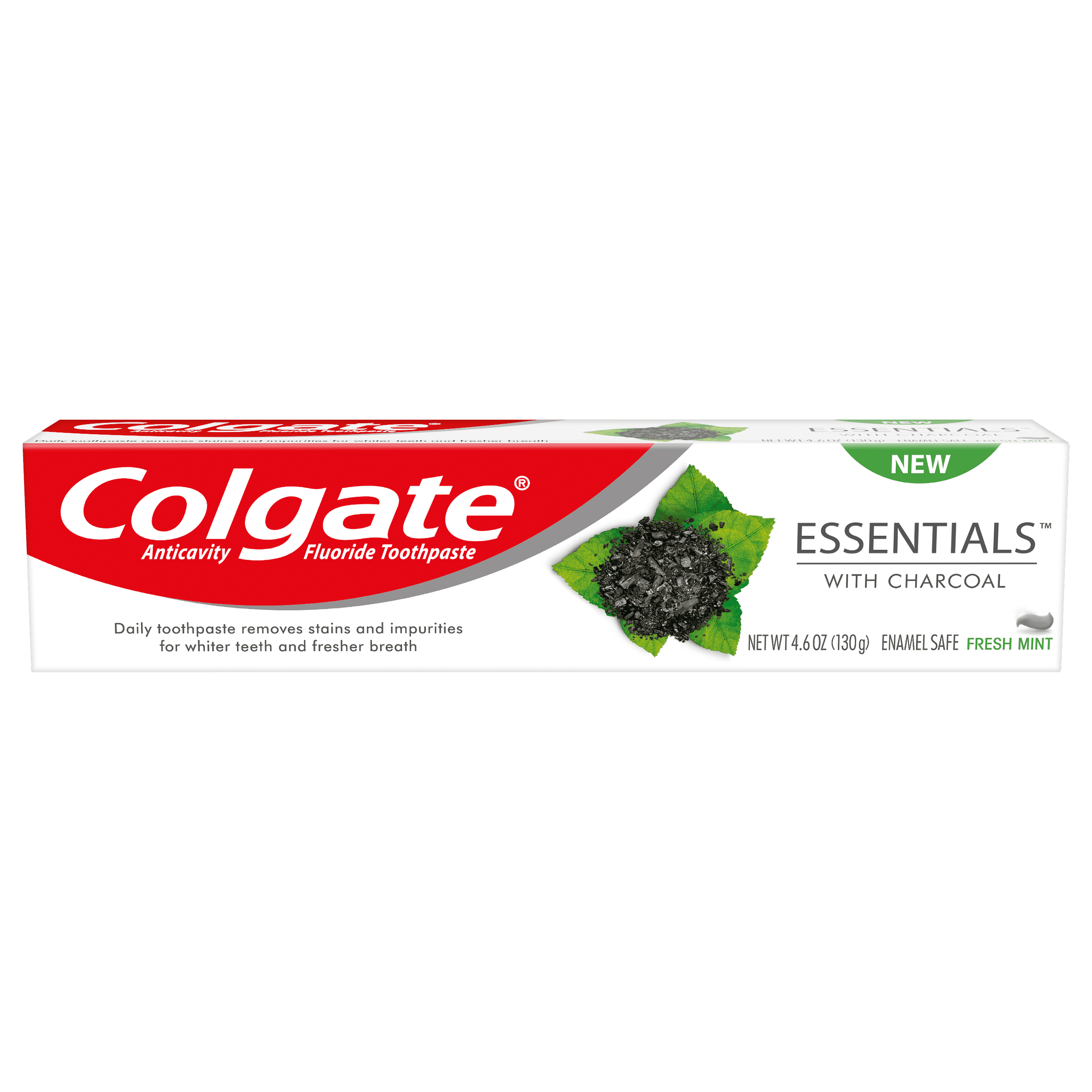 Colgate Charcoal Teeth Whitening Toothpaste 4 6 Oz Walmart Com