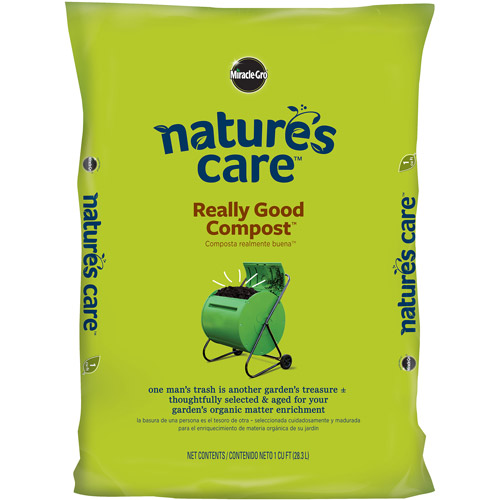 Nature's Care Really Good Compost, 1 cu ft