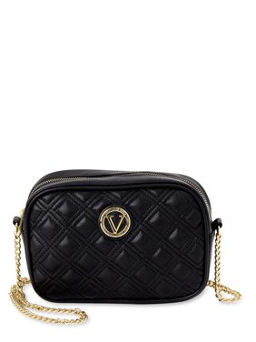Vera New York Marina Vegan Leather Crossbody Bag