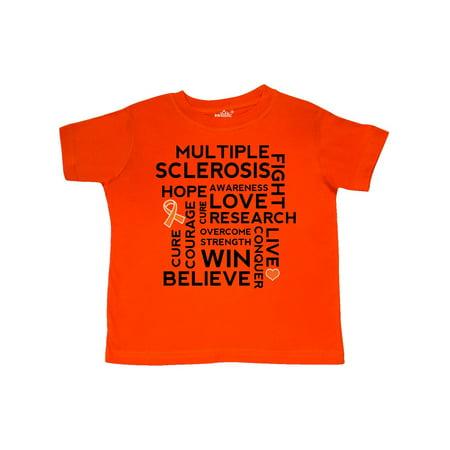 Ms Awareness Shirts (Multiple Sclerosis MS Awareness Walk Toddler)