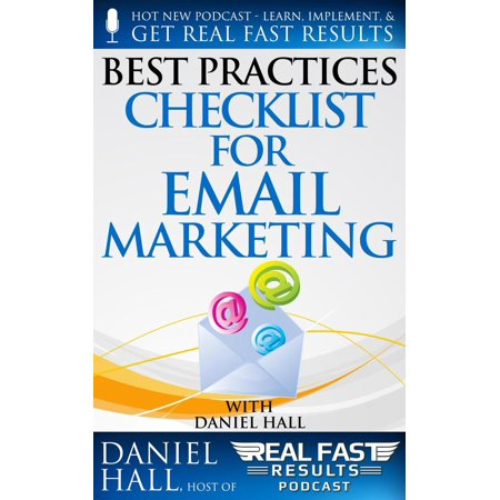 Best Practices Checklist for Email Marketing -
