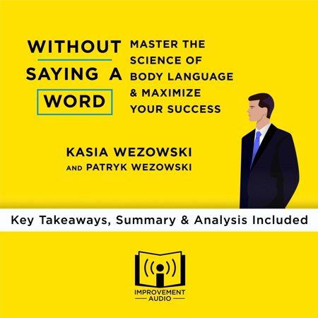 Without Saying a Word by Kasia Wezowski and Patryk Wezowski - Audiobook](Halloween Business Sayings)