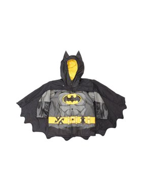 Boys' Western Chief Batman Caped Crusader Raincoat
