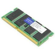Addon 8gb Ddr3 Sdram Memory Module - 8 Gb [1 X 8 Gb] - Ddr3 Sdram - 1600 Mhz Ddr3-1600/pc3-12800 - 1.50 V - Non-ecc - Unbuffered - 204-pin - Sodimm (a6994451-aak)