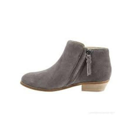 493a1c905313f3 SoftWalk - Womens Rocklin Closed Toe Ankle Cowboy Boots - Walmart.com