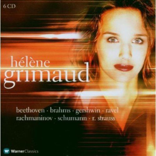Collected Recordings Of Helene Grimaud (Box)