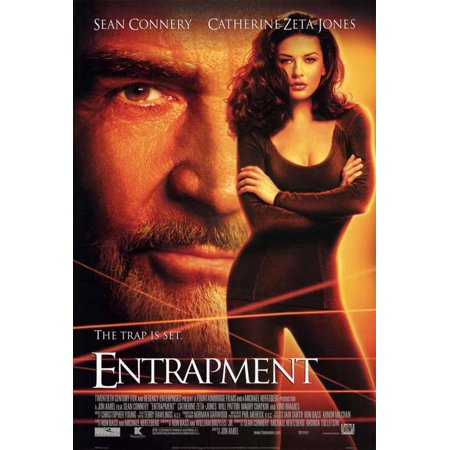 Entrapment - movie POSTER (Style A) (27