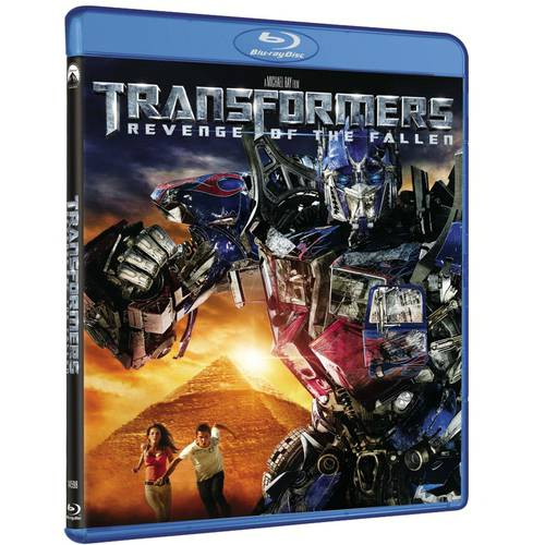 Transformers: Revenge Of The Fallen (Blu-ray) (With INSTAWATCH) (Widescreen)