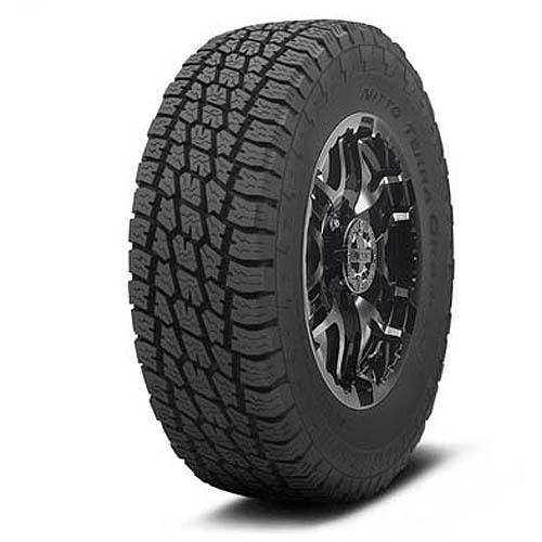 ***DISC by ATD**Nitto Terra Grappler Tire LT275/70R18/10