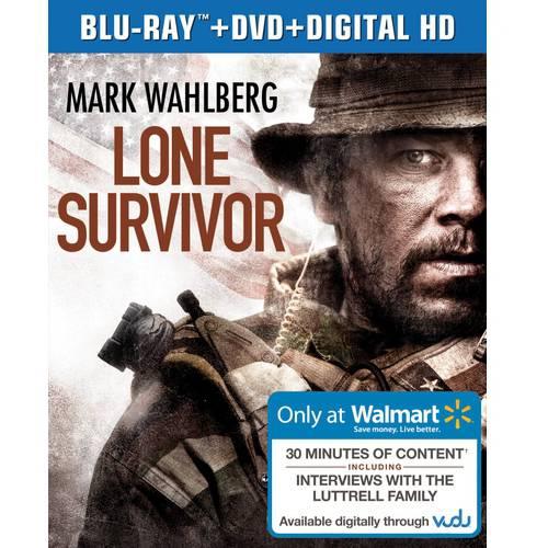 Universal Lone Survivor Bd+dvd+dc Std Ws Excl