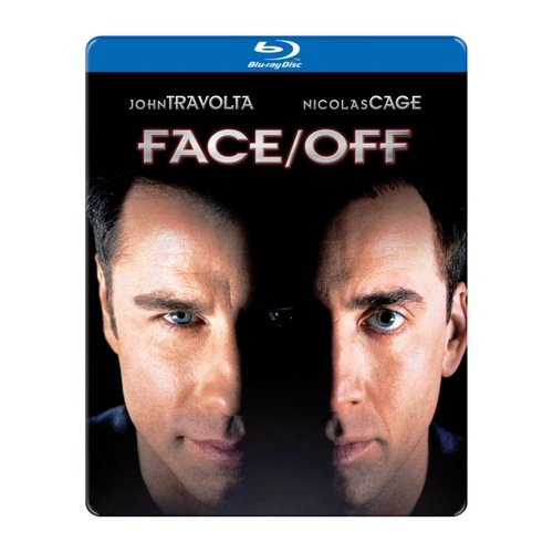 Face/Off (1997) (Blu-ray) (Steelbook Packaging) (Widescreen)
