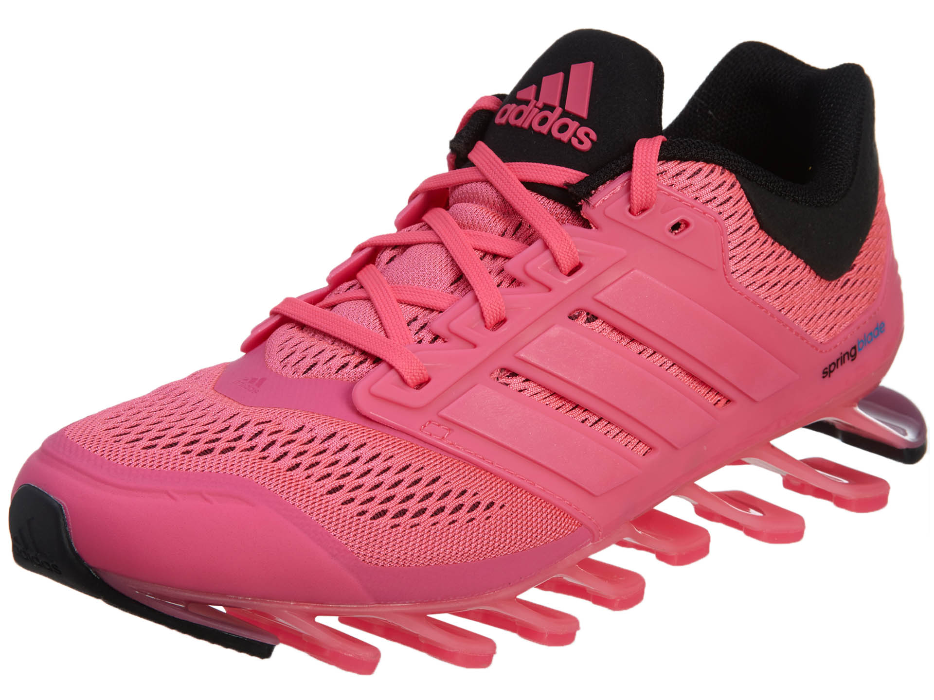 new products 949fe ede2b ... free shipping adidas springblade drive womens running shoes size us 8.5  regular width color pink 4c7c9