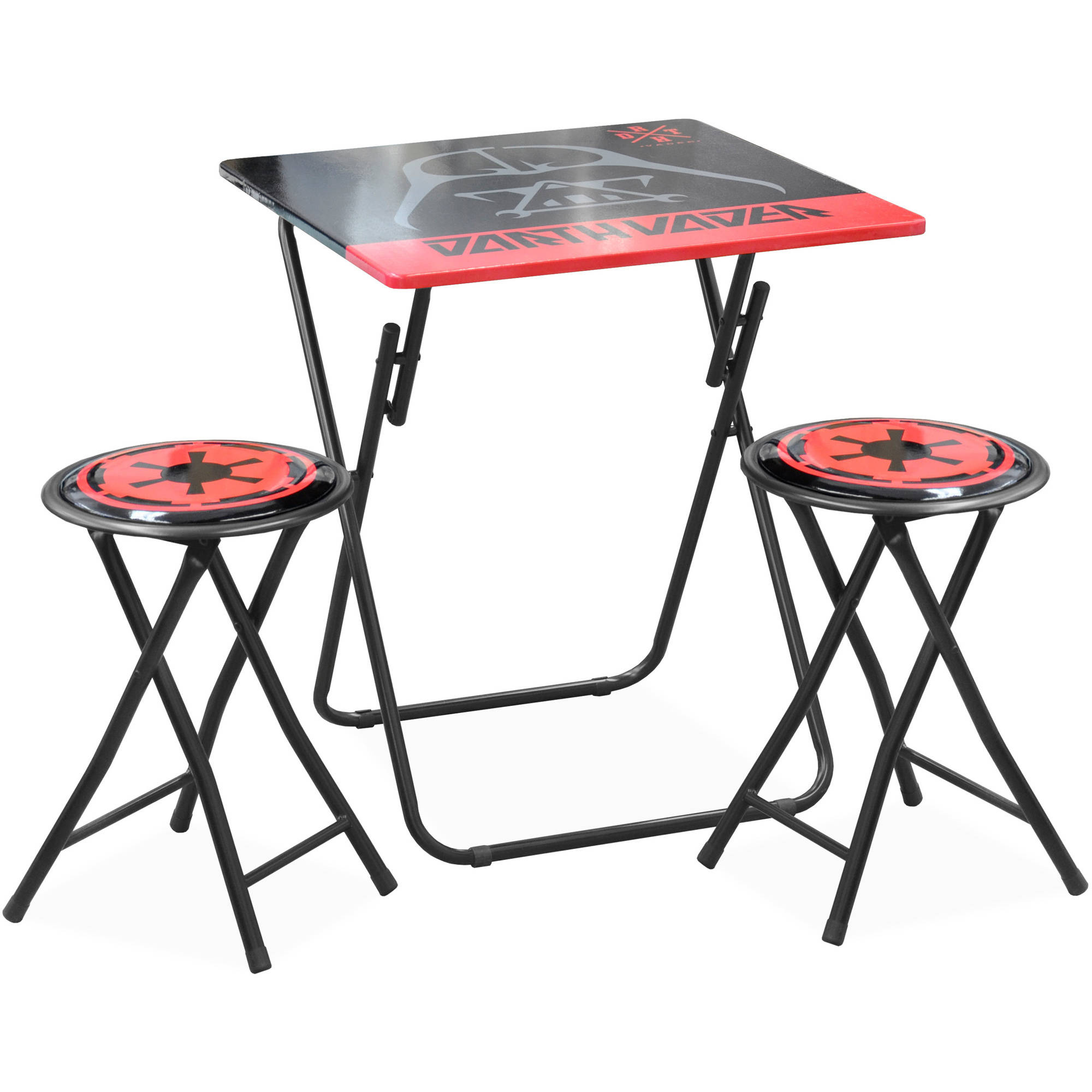 star wars folding desk and chair set - walmart