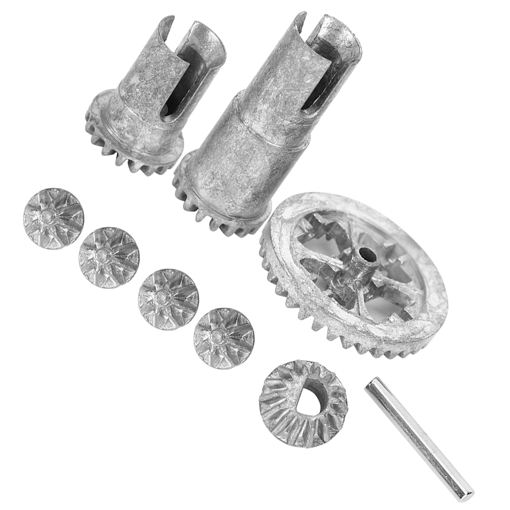 Metal Reduction Differential Gear Set Fit for HS 18301 18302 18311 18312 1//18 RC Car