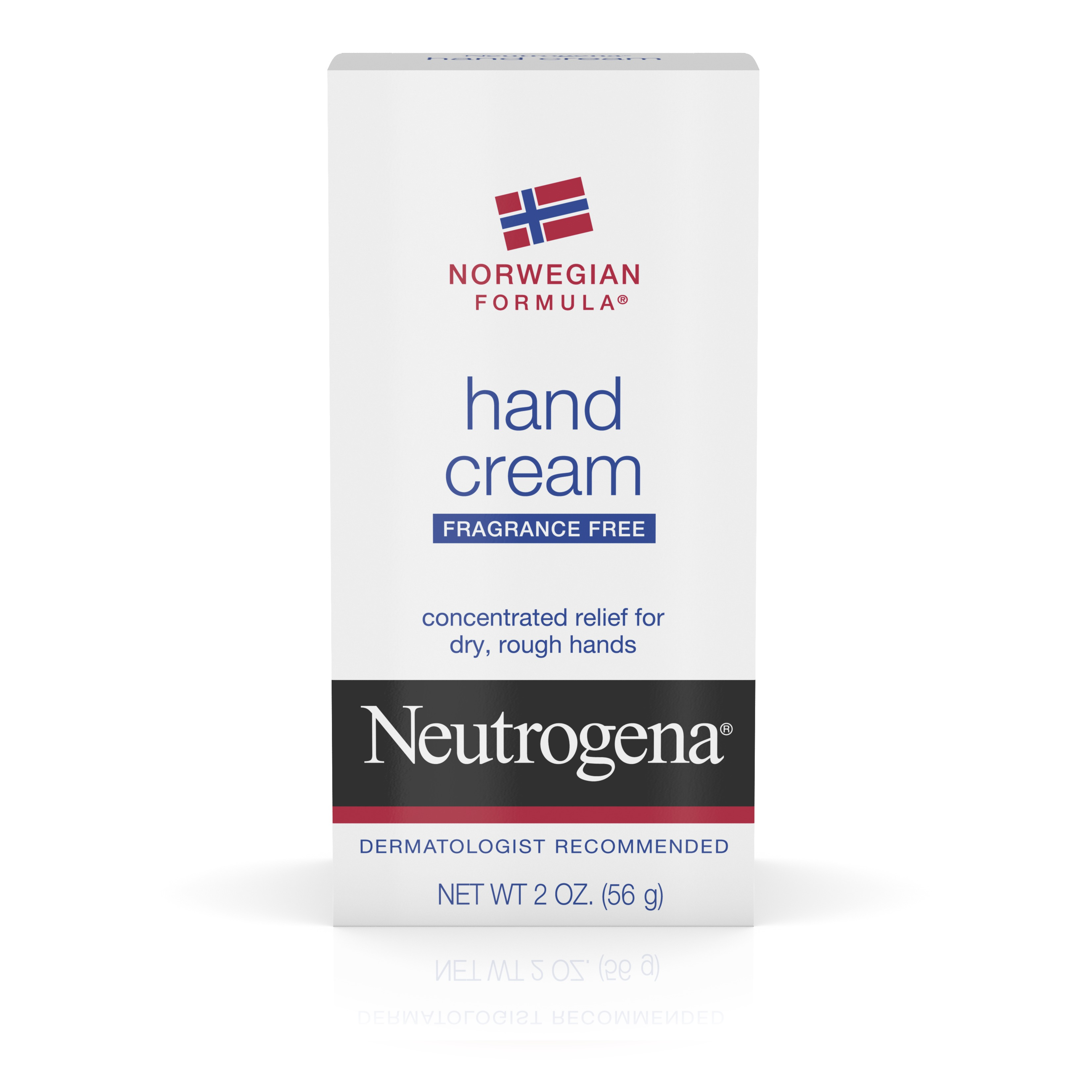Neutrogena Norwegian Formula Hand Cream Fragrance Free, 2 Oz - Walmart.com