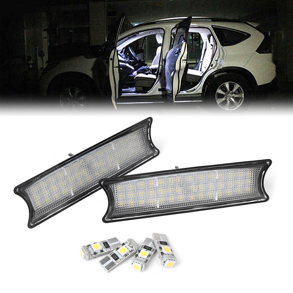 GZYF 6K Xenon White LED Interior Roof Ceiling Lamp Light CANBUS Fit BMW E53 2000 - 2006