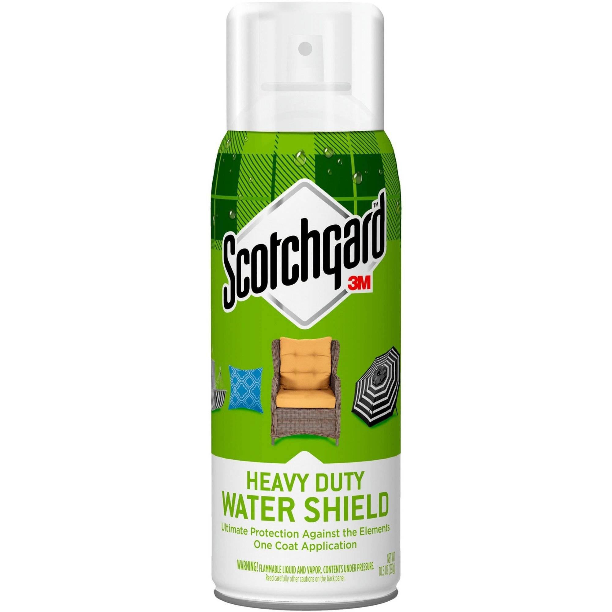 Scotchgard Heavy Duty Water Shield, 10.5 oz., 1 Can
