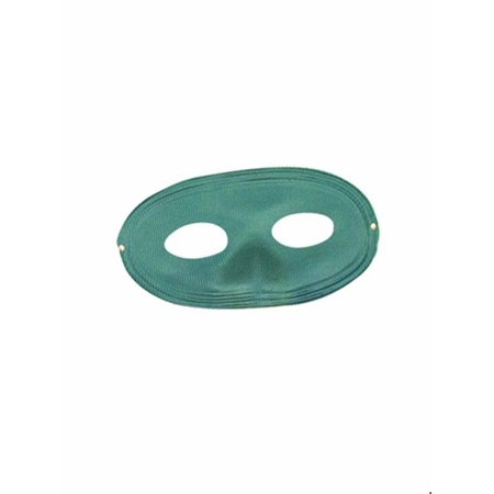 Green Domino Mask Halloween Costume Accessory](Glow In The Dark Halloween Masks)