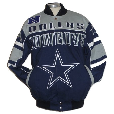 f3ffd9683 Dallas Cowboys Merchandise - Dallas Cowboys 2017 Blitz Twill jacket ...
